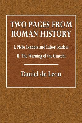 Two Pages from Roman History