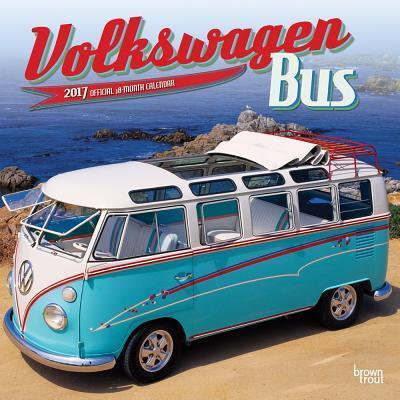 Volkswagen Bus 2017 Calendar
