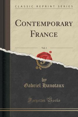 Contemporary France,...
