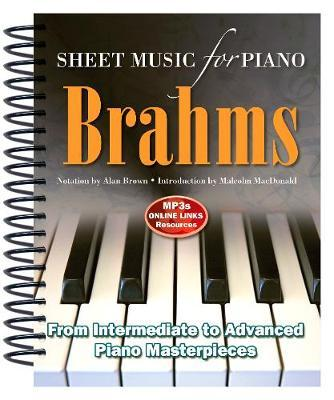 Brahms Sheet Music for Piano