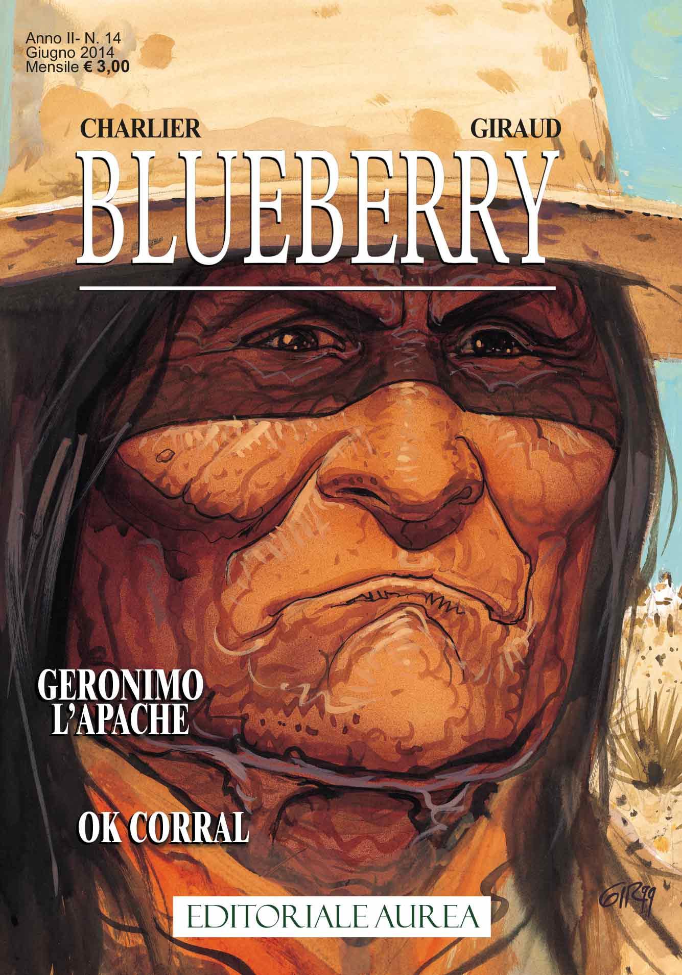 Blueberry n. 14