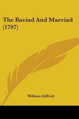 The Baviad And Maeviad