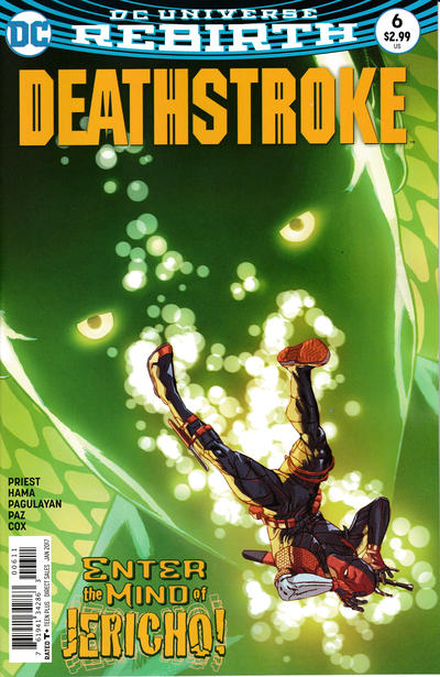 Deathstroke Vol.4 #6