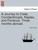 A Journey to Crete, ...