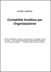 Contabilità analitica per organizzazione