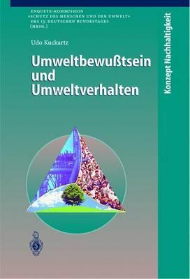 Umweltbewußtsein Und Umweltverhalten/ Environmental Consciousness and Environmental Behavior
