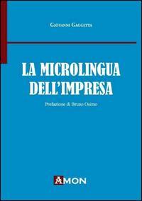 La microlingua dell'impresa