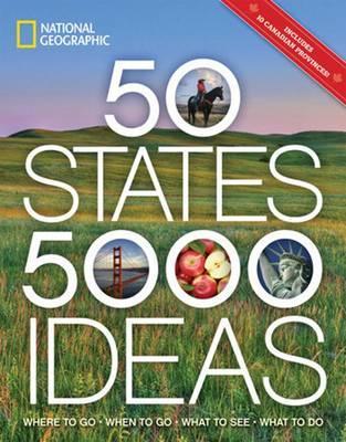 50 states, 5000 ideas