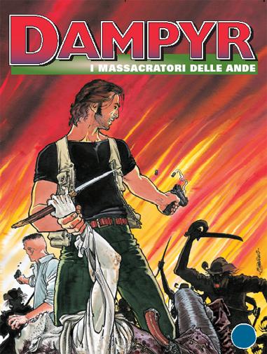 Dampyr vol. 71