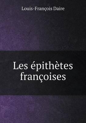 Les Epithetes Francoises