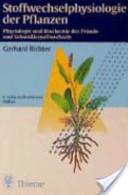 Stoffwechselphysiologie der Pflanzen
