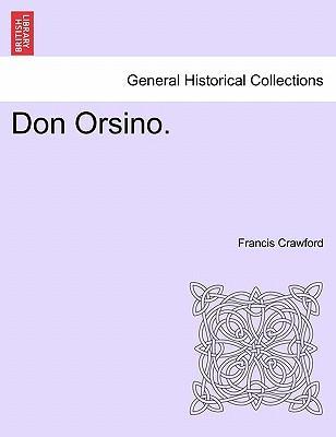Don Orsino. VOL. II