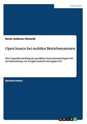 Open Source bei mobilen Betriebssystemen