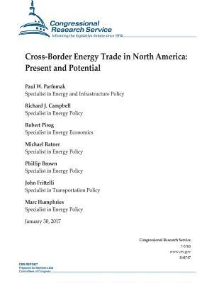 Cross-border Energy Trade in North America