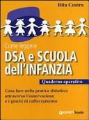 DSA e Scuola dell'infanzia