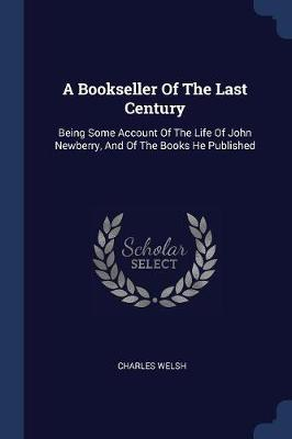 A Bookseller of the Last Century