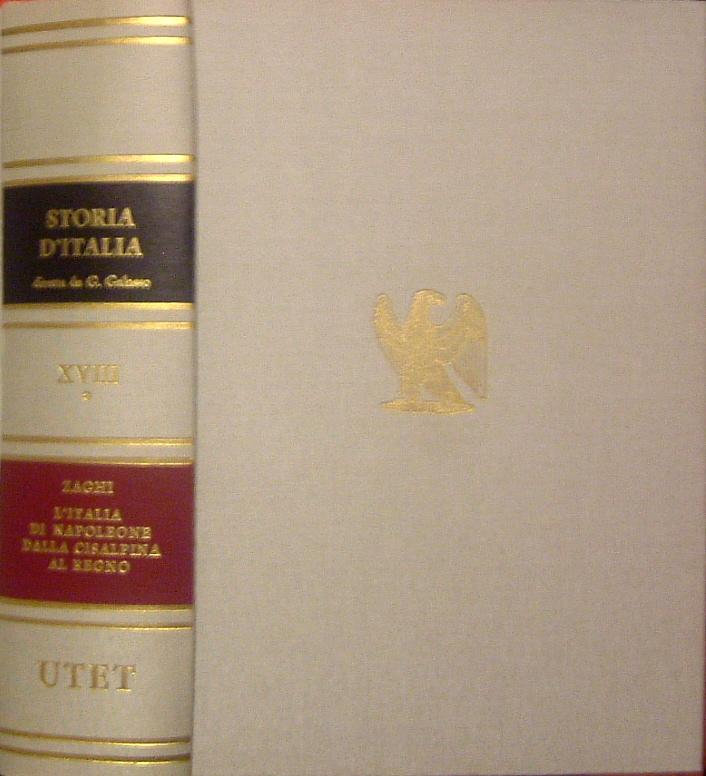 Storia d'Italia - Volume XVIII - Tomo I