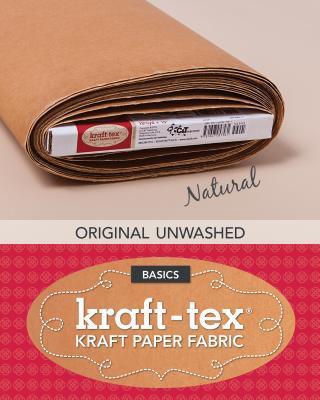 """Kraft-tex Kraft Paper Fabric 10 Yards x 19"""""""