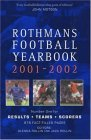 Rothmans Football Yrbook 2001-02