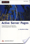Active Server Pages.