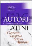 Autori latini - Vol. 4: riflettere sull'identità: morale e filosofia