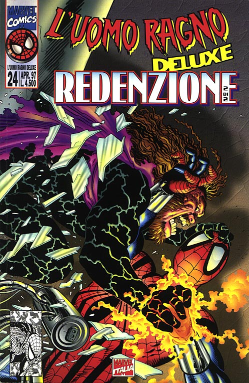L'Uomo Ragno Deluxe n. 24