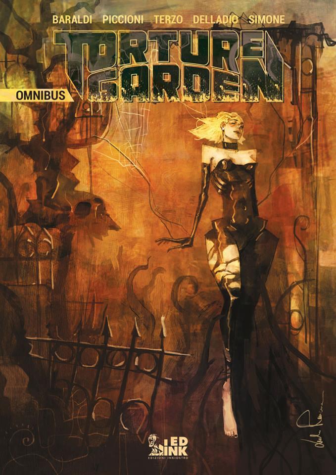 Torture Garden Absol...
