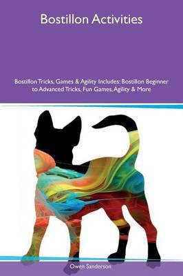 Bostillon Activities Bostillon Tricks, Games & Agility Includes