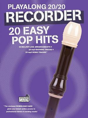 Play Along 20/20 Recorder