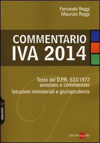 Commentario IVA 2014