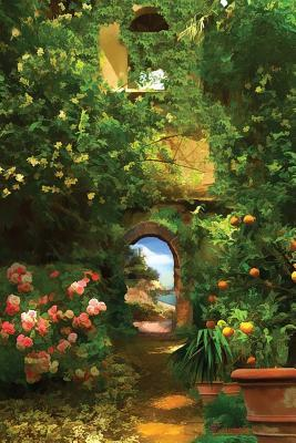 Secret Garden Path Any Day Planner Notebook