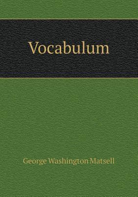 Vocabulum