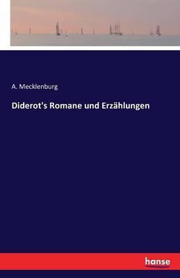Diderot's Romane und Erzählungen