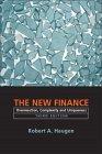 """The New Finance: Case Against Efficient Markets"""