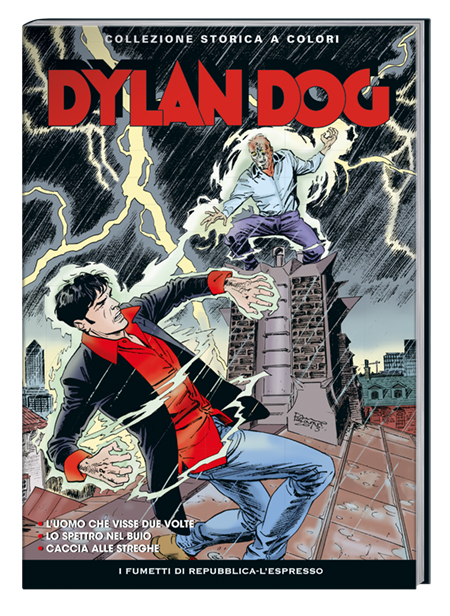Dylan Dog Collezione storica a colori n. 23