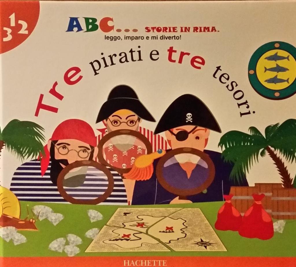 Tre pirati e tre tes...
