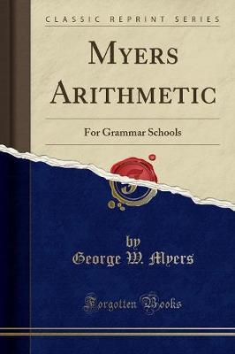 Myers Arithmetic