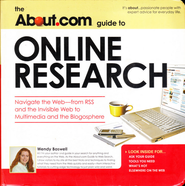 The About.Com Guide to Online Research