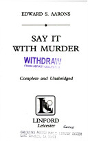Say It with Murder