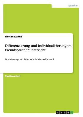 Differenzierung und Individualisierung im Fremdsprachenunterricht