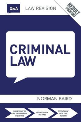 Q&A Criminal Law