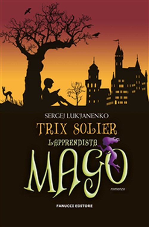 Trix Solier l'apprendista mago