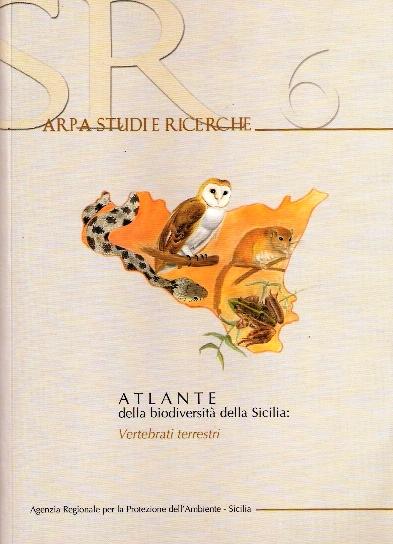 Atlante della biodiversità della Sicilia: Vertebrati Terrestri