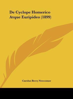 de Cyclope Homerico Atque Euripideo (1899)
