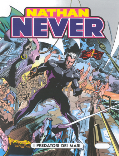 Nathan Never n. 51