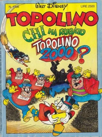 Topolino n. 1998