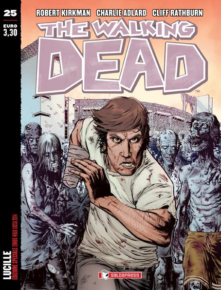 The Walking Dead n. 25
