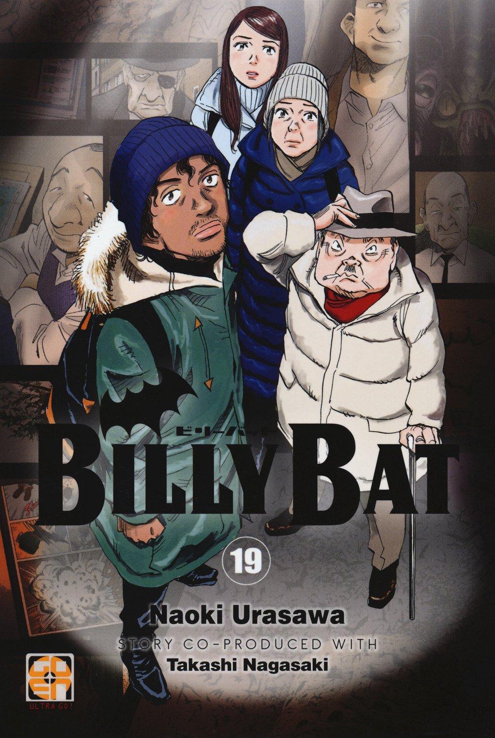 Billy Bat vol. 19