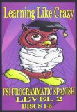 Programmatic Spanish, Level 2, Discs 1-6