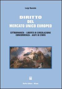 Diritto del mercato unico europeo